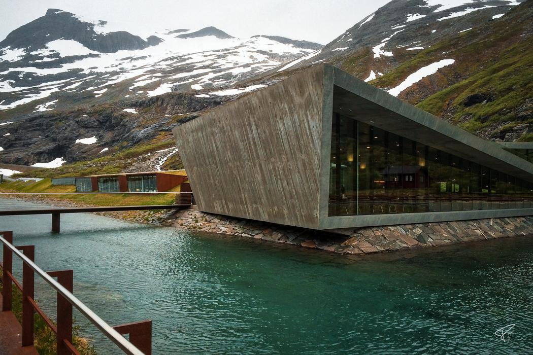 Norway Trollstigen Visitor Center