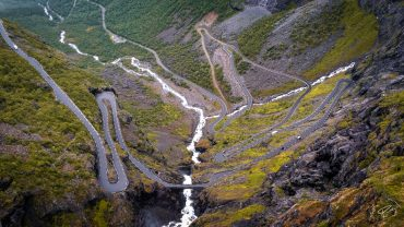 Norway Trollstigen Road
