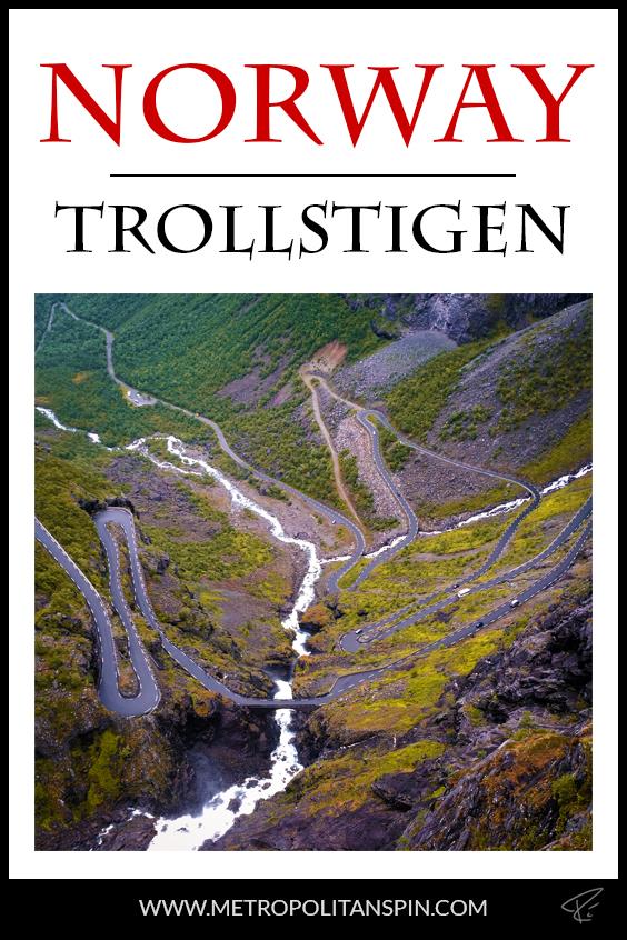 Trollstigen Pinterest Cover