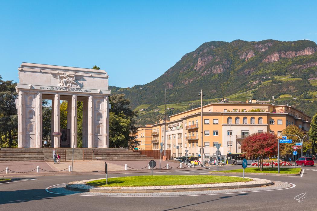 Bolzano Bozen South Tyrol Italy Siegesdenkmal Monumento Vittoria