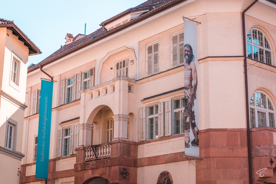 Bolzano Bozen South Tyrol Italy Ötzi Museum museo