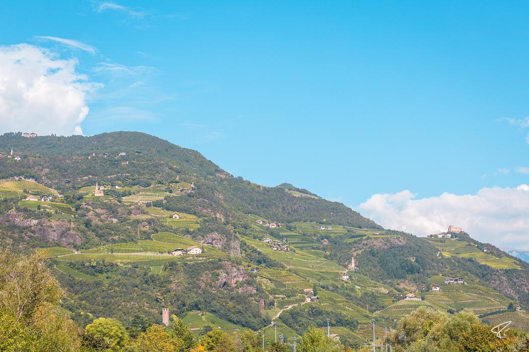 Bolzano Bozen South Tyrol Italy mountains