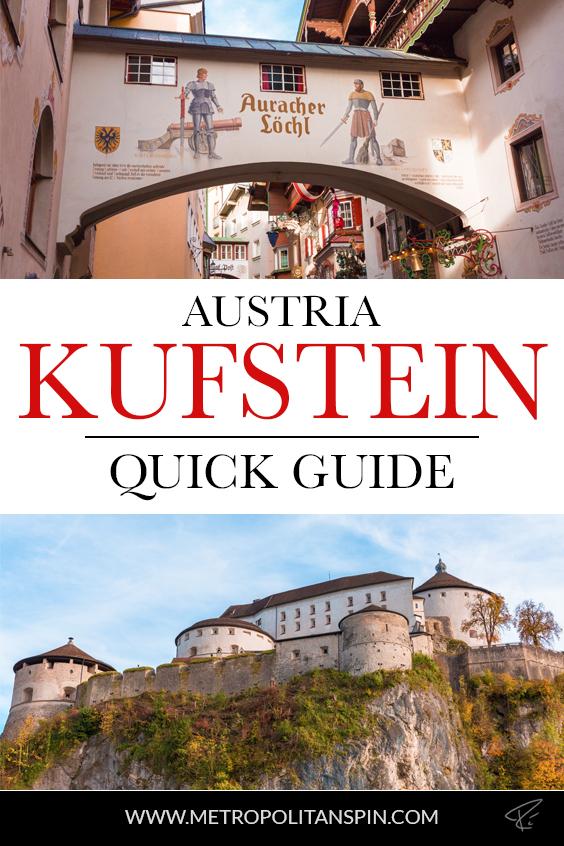 Kufstein Pinterest Cover