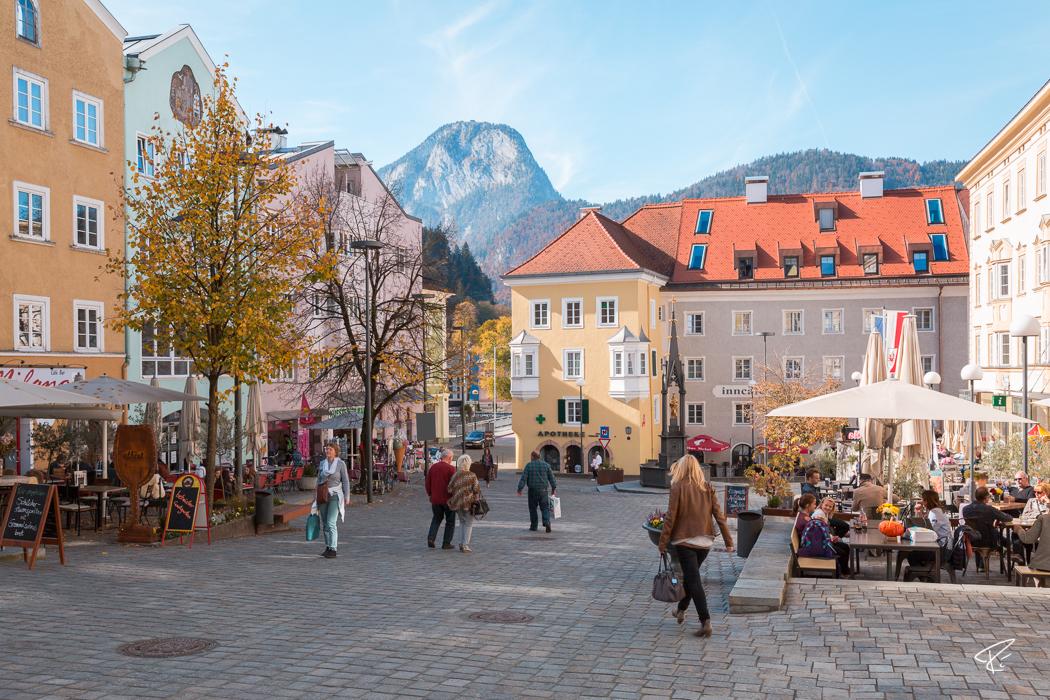 Kufstein Stadtplatz Tyrol Austria