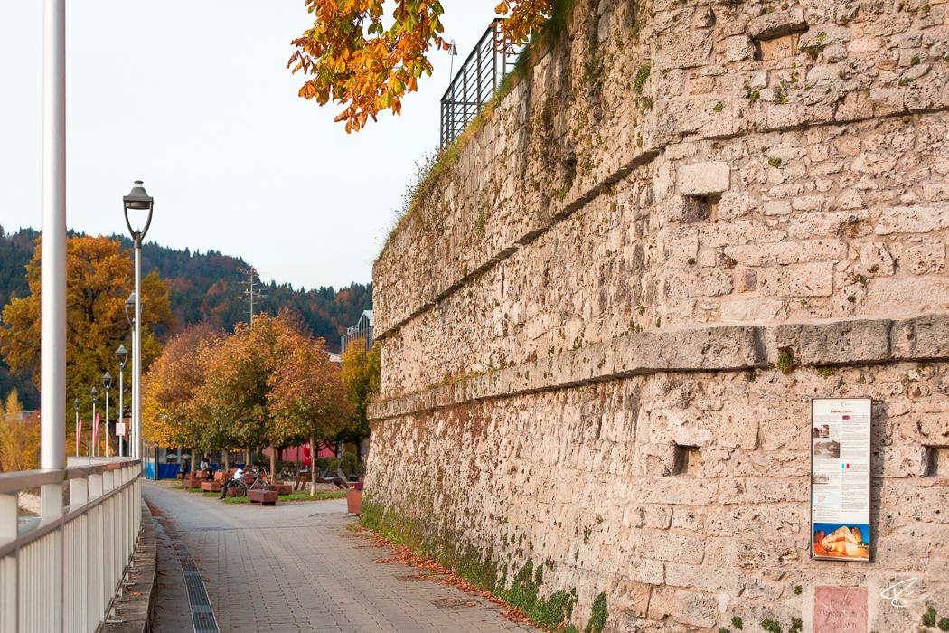 Kufstein Wasserbastei Tyrol Austria