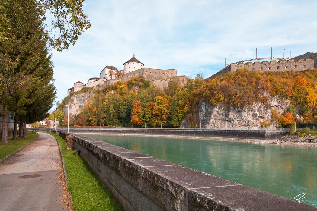 Kufstein Festung fortress Innpromenade Tyrol Austria