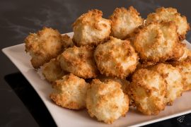 Kokosmakronen Recipe Rezept