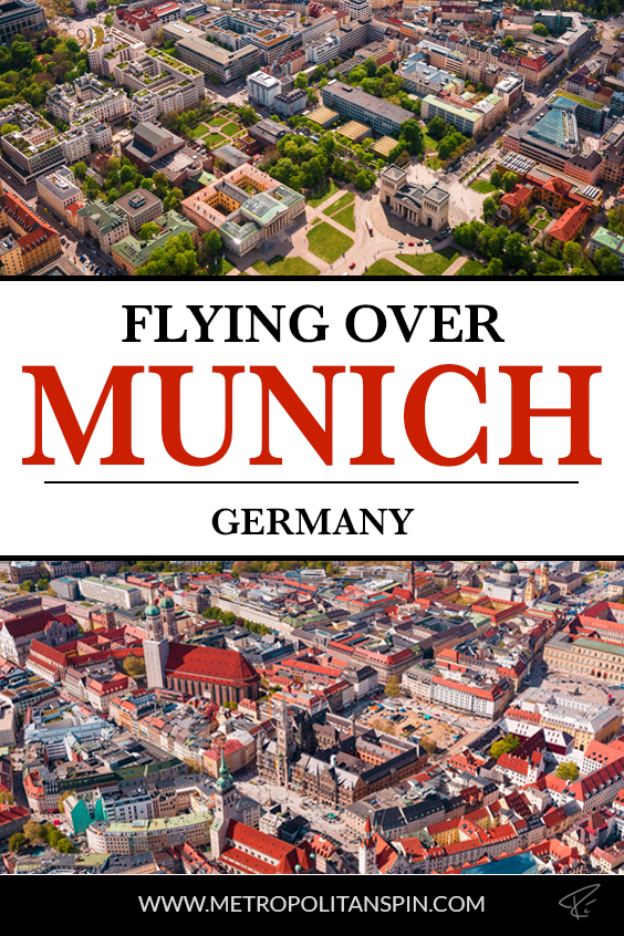 München Luftbild Pinterest Cover