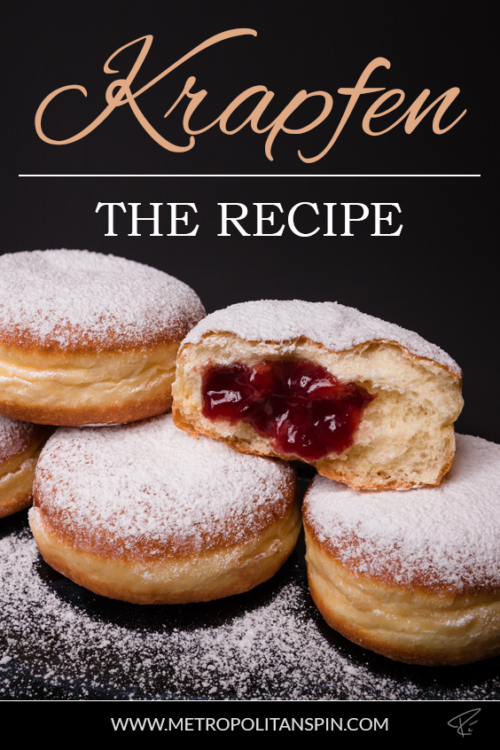 Krapfen Pinterest Cover