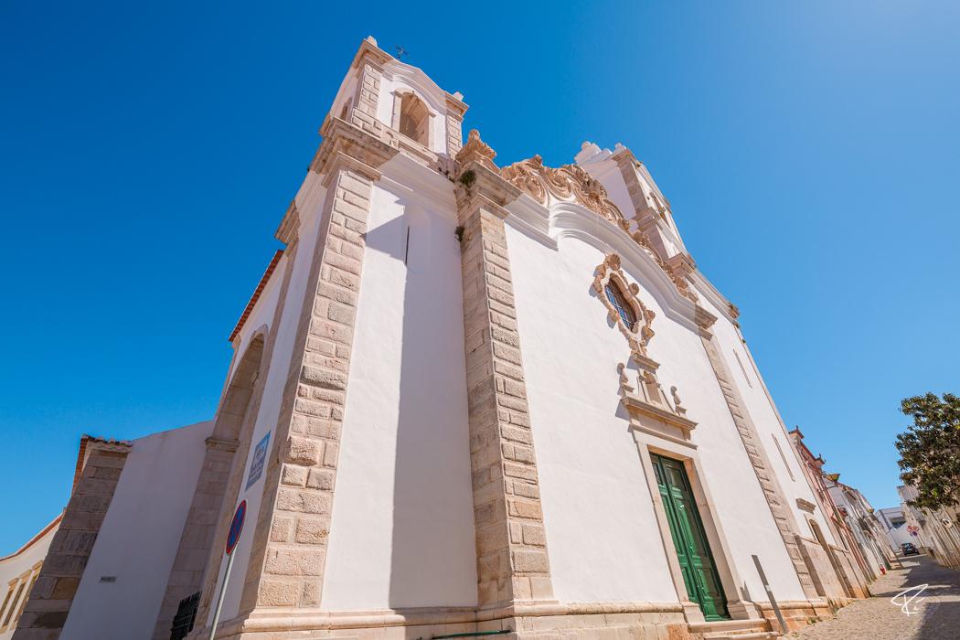 Lagos Algarve Portugal Igreja de Santo António church Kirche