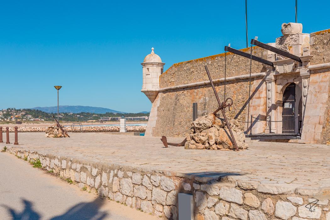 Lagos Algarve Portugal Forte da Ponta da Bandeira fortress Fort