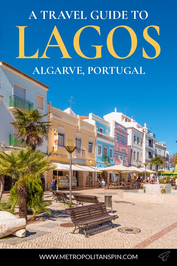 Lagos Portugal Pinterest Cover