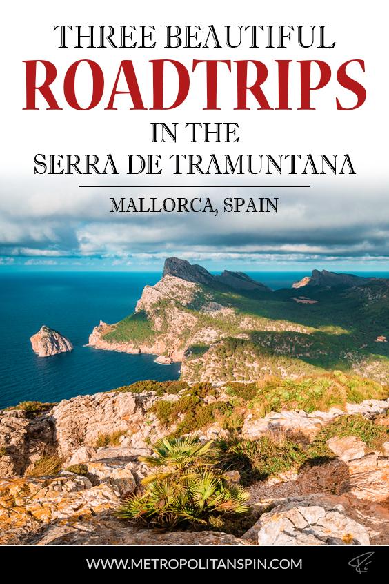 Mallorca Roadtrip Pinterest Cover