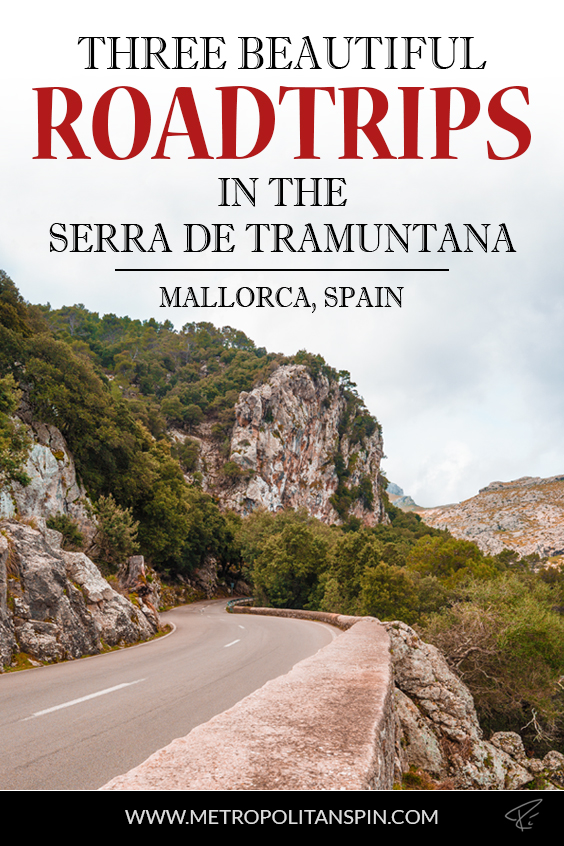 Mallorca Roadtrip Pinterest Cover