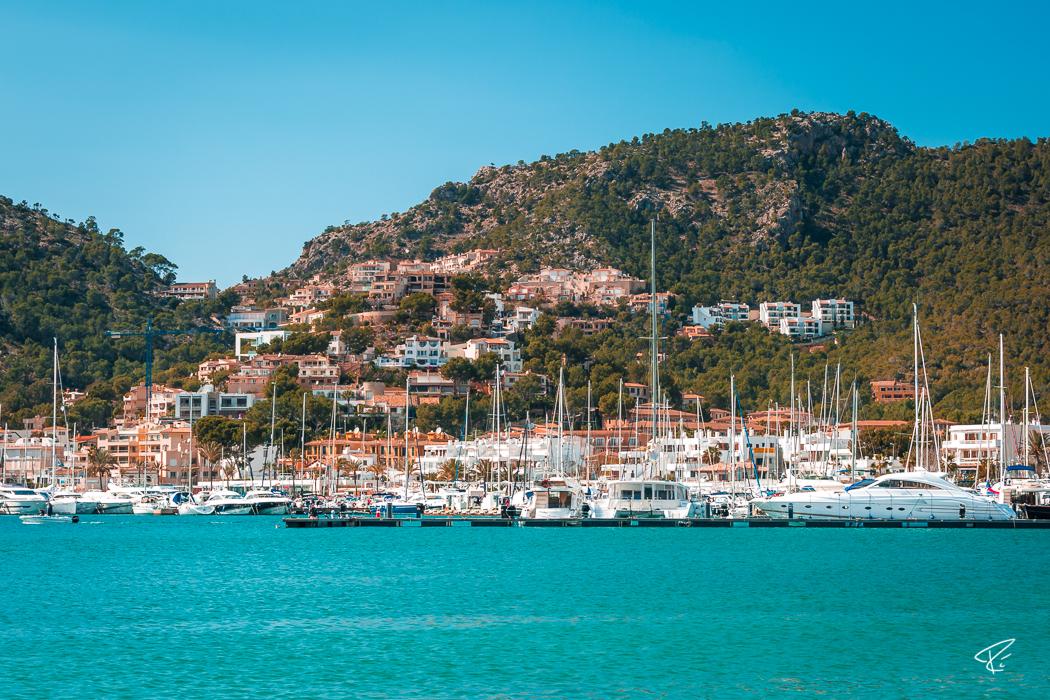 Serra de Tramuntana Port d'Andratx Mallorca
