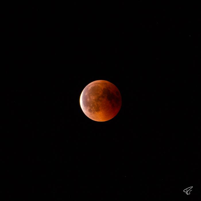 Total Lunar Eclipse July 2018