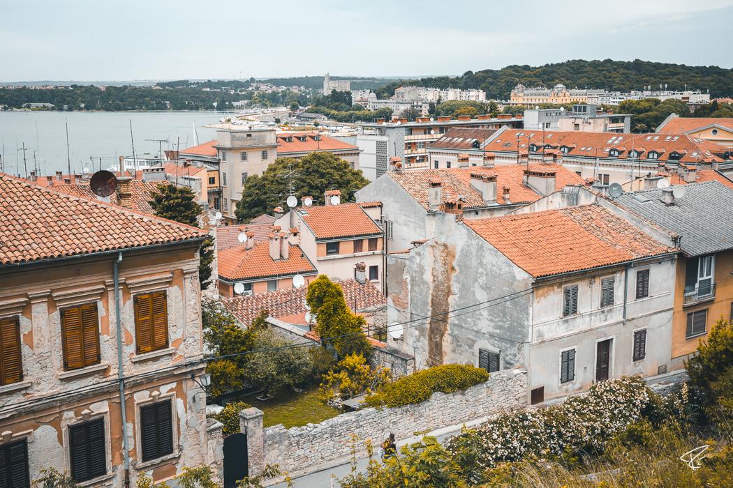 Pula Istria Croatia