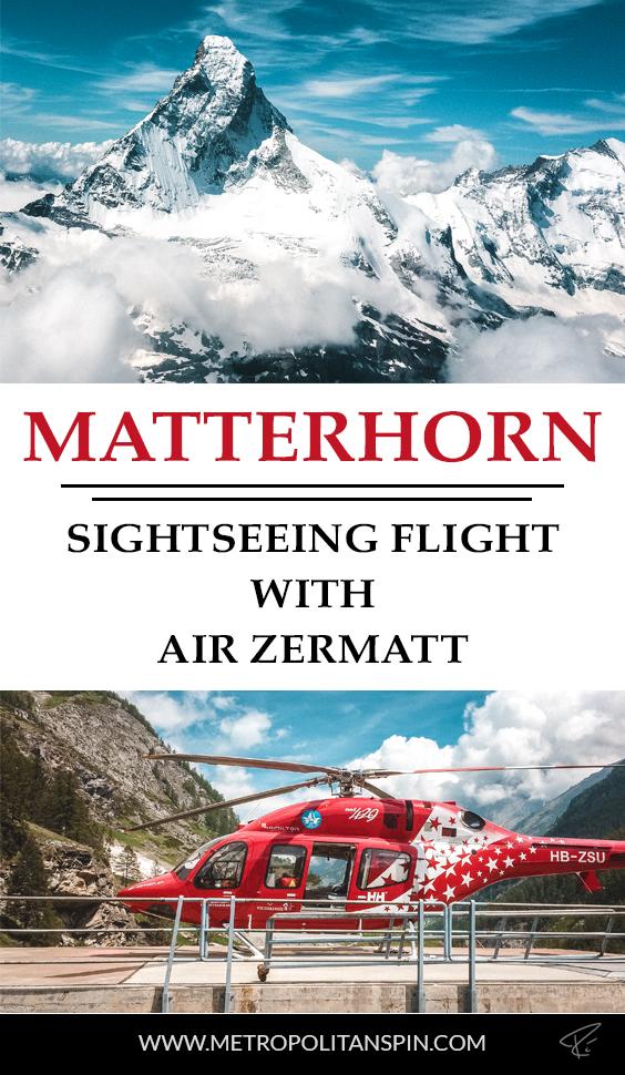 Zermatt Rundflug Pinterest Cover