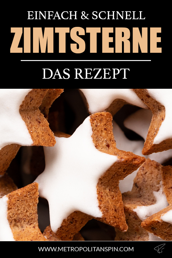 Zimtsterne Pinterest Cover