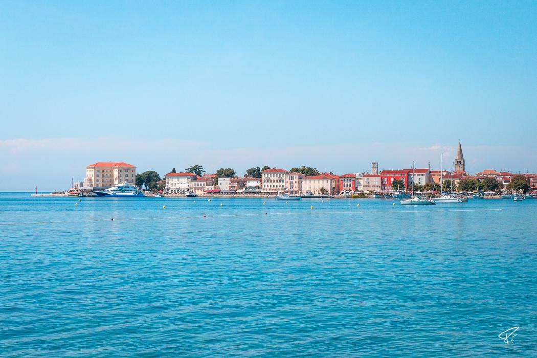 Porec Istria Croatia