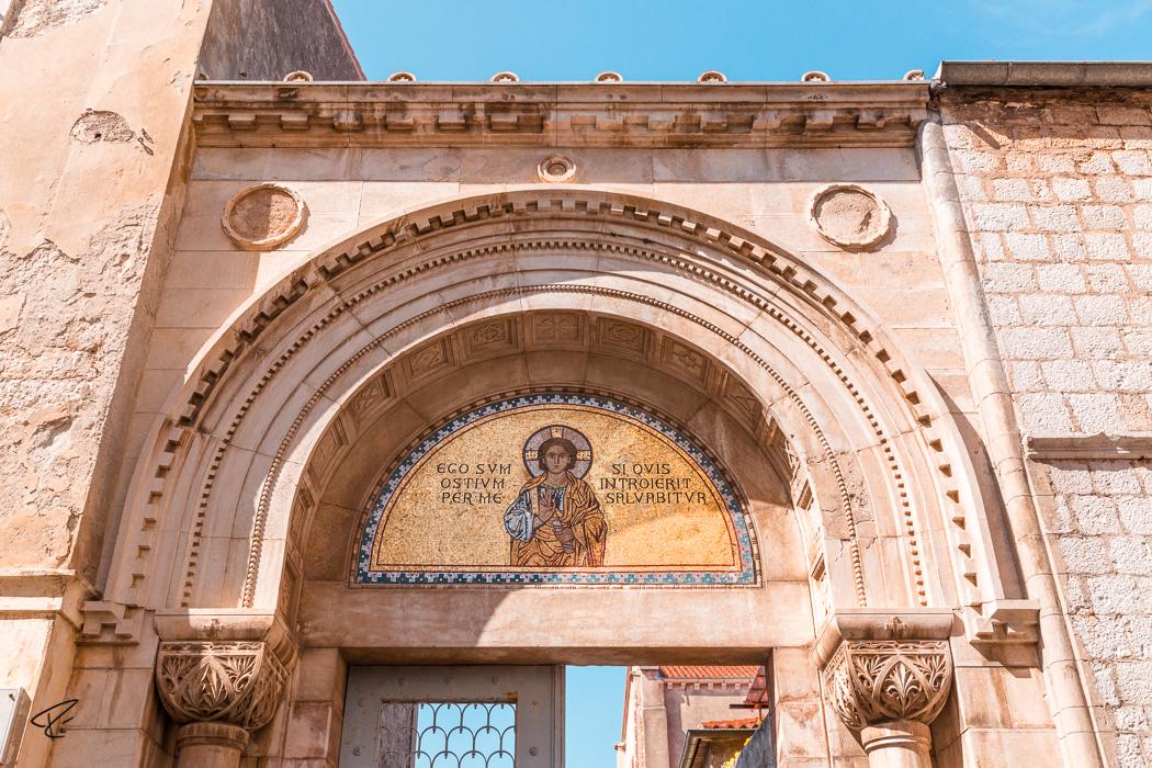 Porec Istria Croatia Euphrasius Basilika Euphrasian Basilica